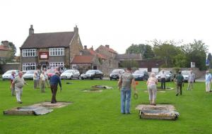 Quoits with RC Newton Aycliffe