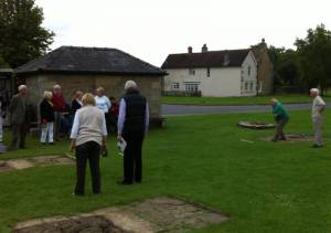 Annual Quoits 2013 with RC Newton Aycliffe