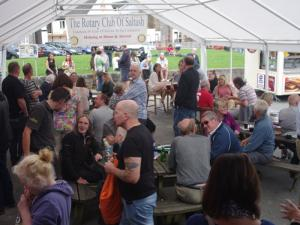 Rotary Foundation - Annual Real Ale festival - Saltash