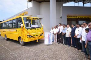 Mangalore School Bus