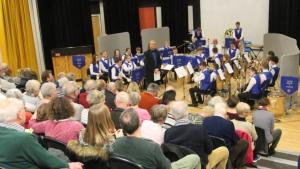 Brass Band Concert at Nailsea School Auditorium on 29 March