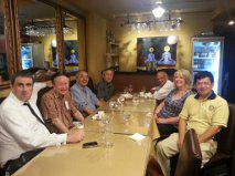 Club Member Visits the Rotary Club of Singapore
