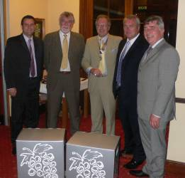 Bishop's Stortford Rotary golfers survive the storms to raise a record £13,159 for charity