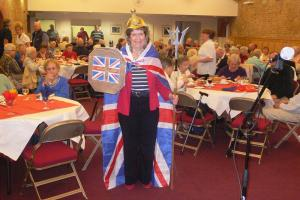 Rotary Club of Bishop's Stortford Senior Citizens Tea Party