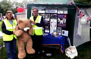 Bishop's Stortford Rotary Club raises Rotary's profile at the town's Carnival