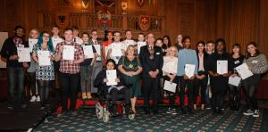 Young Citizen Awards 2018