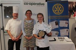 Young Chef 2017/18 - Guernsey Final (17 November 2017)