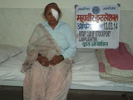 2014 Eye Camps in India