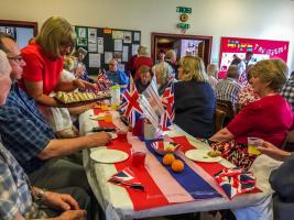 Dementia Cafe Street Party