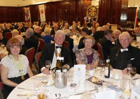 Centenary of Rotary in Wales