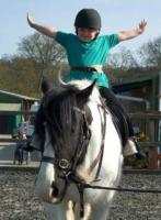 We have supported Riding For The Disabled at Wilton for many years