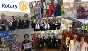 Havant Rotary in Action in our Community