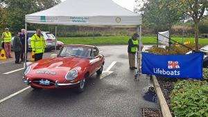 Inaugural car rally raises over £3,200 for local lifeboats