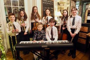 Rotary Young Musicians 2016 - Performance at Yann's