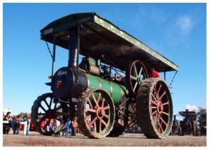 Steam Rally Echuca (Australia)