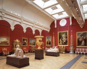 Visit to the Queen's Gallery