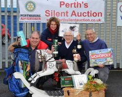 The Rotary Club of Perth Centenary Silent Auction