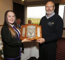 Rotary Club of Leven Young Citizen of the Year 2017