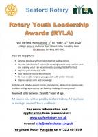 Rotary Youth Leadership Awarda (RYLA)