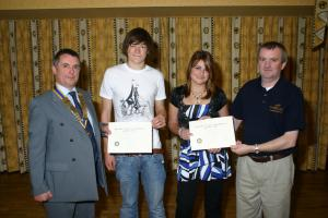 Rotary Youth Leadership Award Scheme