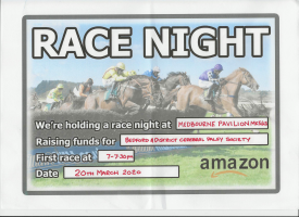 Race Night 20th March 2020