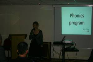 Update on Phonic Literacy Project in South Africa