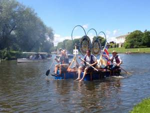 Shepperton Raft Race