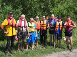 The 2019 Chester Raft Event