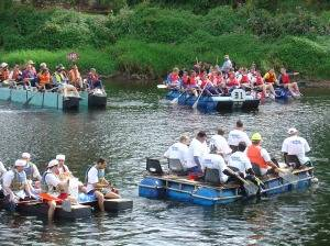 Monmouth Rotary Raft Race