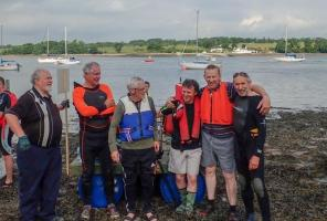 The Menai Straits Raft Race 2018