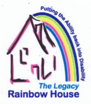 Rainbow House Cheque Presentation