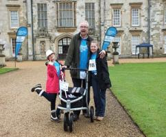 Walk for Parkinson's at Wilton House July 14