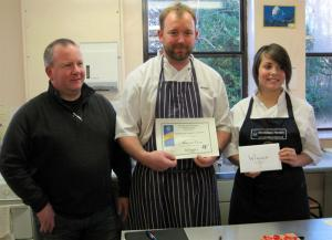 Young Chef Zone Final January 2010