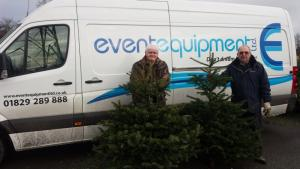 St Lukes Christmas Tree Collection 2016/7