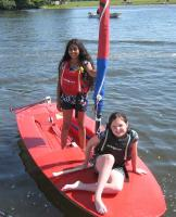 24 July 2012 - children sail to success