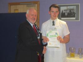 Regional Young Chef Results