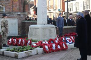 2019 Remembrance Day Service