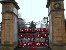 Remembrance Sunday - Parade and Service 10.30am