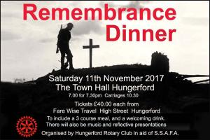 A Remembrance Dinner