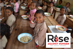 Project Partner - Rise Against Hunger