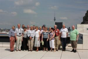 March Rotary Visits Berlin