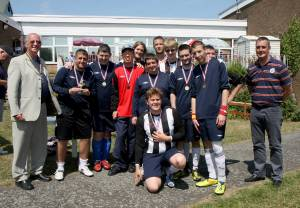 Learning Impaired Football 2013