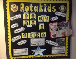 Symington Rotakids International Project