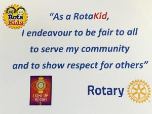 2015-16 New School Year New RotaKids