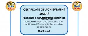 Achievement Assembly 2015