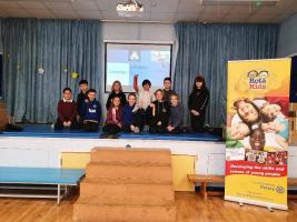 Rotakids at Whitchurch Primary School