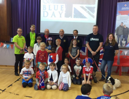 Rotakids - Red, White & Blue Day