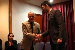 Rotaract President Dan appointed International Officer of RGBI Executive