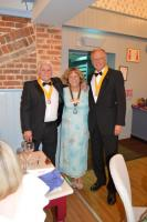 Handover Dinner at Wroxham Barns