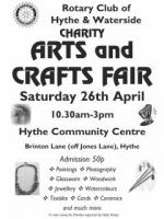 Hythe Rotary Craft Fair 2014